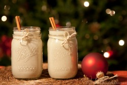 Homemade Non-Dairy Egg Nog