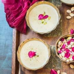 Indian Kheer with Jaggery