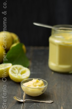 Low Calorie Lemon Curd