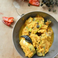Mackerel Sukha | Mackerel Recipe