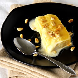 Maple Semifreddo