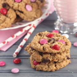 Monster Sweetheart Cookies