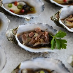 Oysters Four Ways Recipe