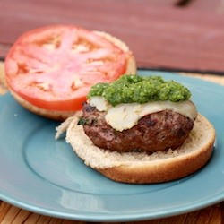Pepperjack Cheeseburgers Recipe