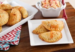 Pimento Beer Cheese Pie Bites Recipe