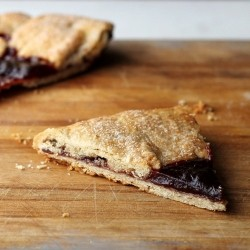 Plum Crostata Recipe