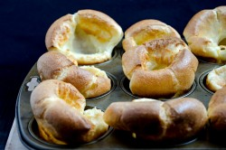 Popovers – Yorkshire Puddings