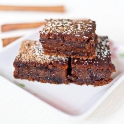 Prune and Cinnamon Squares