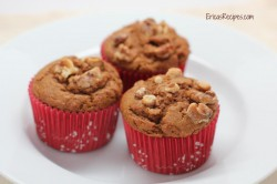 Pumpkin Muffins Healthy Recipe