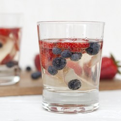 Red, White and Blue Berry Sangria