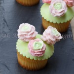 Royal Icing Ranunculus and Roses