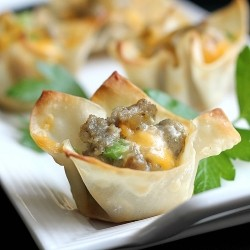 Sausage Star Appetizers