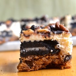 Slutty Cheesecake Bars Recipe