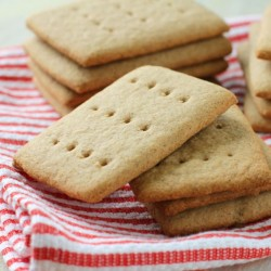 Sorghum 'Graham' Crackers