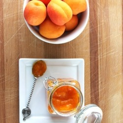 Spiced Apricot Jam