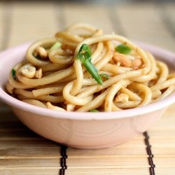 Spicy Garlic Noodle Recipe