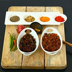 Spicy Sundried Beef Recipes