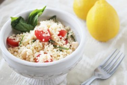 Spring to Summer Couscous Salad