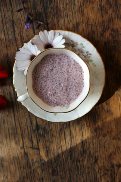 Strawberry Chia Pudding Cups Recipe