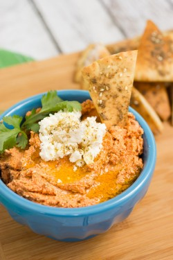 Sundried Tomato and Feta Dip