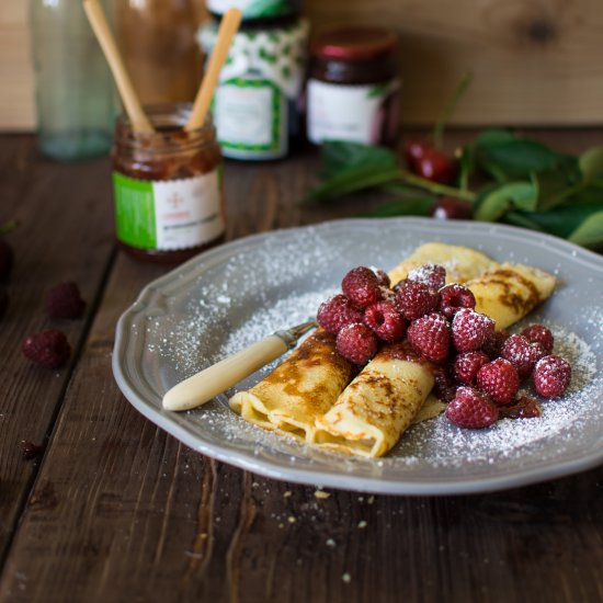 The Perfect Crepes (Pancakes) recipes - Social Cooking Engine