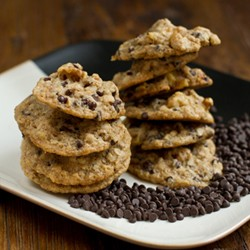 Walnut Lovers' Chocolate Cookies