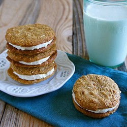 Whole-Wheat Almond-Butter Cookies