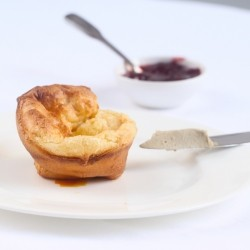 Yorkshire Pudding Foie Gras Mousse