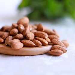 Almonds for Lemon Mint Cake with Almonds