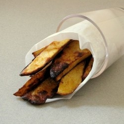 Barbecue Potato Wedges