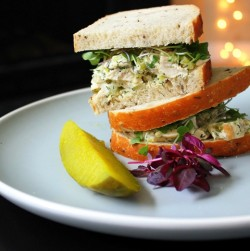 Best Dill Chicken Salad Sandwich