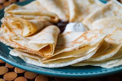 Blini Russian Crepes Recipe