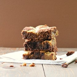 Brown Butter Chocolate Chip Cookies Bars Recipe