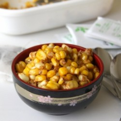 Butter Corn Cup