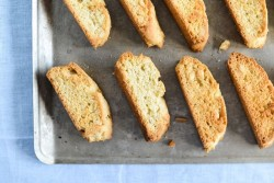 Cardamom Scented Swedish Almond Rusks Recipe