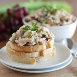 Chicken Salad Vegan Recipe