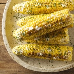 Corn with Honey Butter Recipe