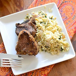 Greek Lamb Recipe