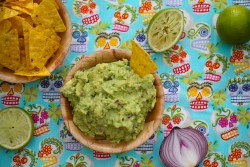 Guacamole with Chili Recipe