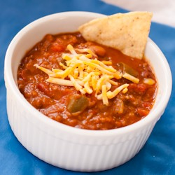Meat and Bean Chili