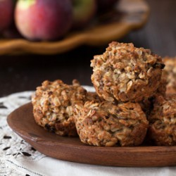 Oat Breakfast Cakes