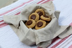 Peanut Butter Surprise Cookies Recipe