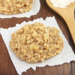 Pineapple Coconut Oatmeal Cookies
