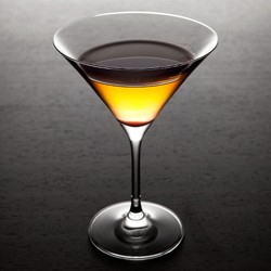 President Cocktail Recipe with Orange Curacao and Vermouth