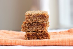 Pumpkin Butter Granola Bars Recipe