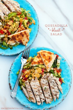 Quesadilla Blast Salad
