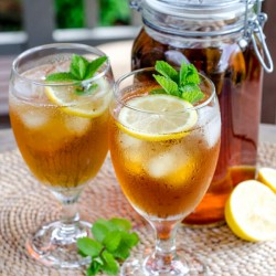 Refrigerator Iced Tea Recipe