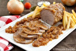 Sicilian Beef Pot Roast Recipe