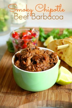 Smoky Chipotle Beef Barbacoa