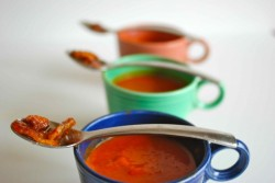 Smoky Red Pepper Soup